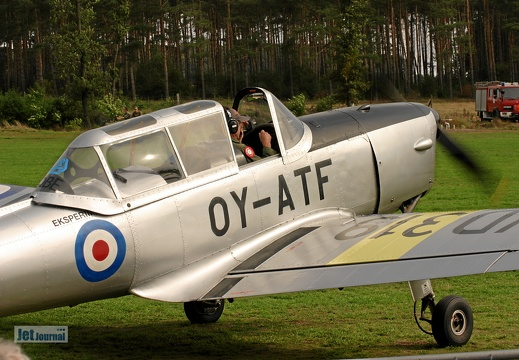 OY-ATF, De Havilland Chipmuk