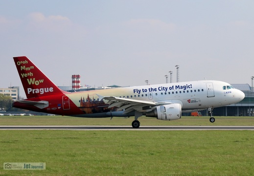 OK-NEP, A319-112, Czech Airlines