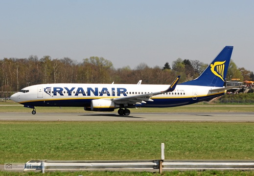 EI-ENL, Boeing 737-8AS, Ryanair