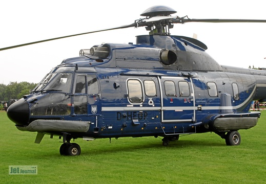D-HEGP, AS-332L1 Super Puma Bundespolizei