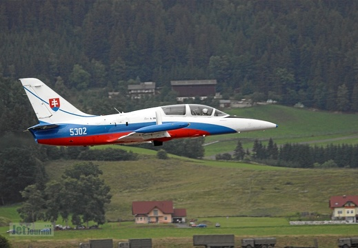5302 L-39CM Slovak Air Force