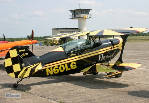 N60LG, Pitts S-2