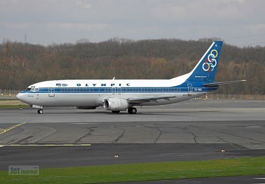 SX-BKG B737-484 Olympic Airlines