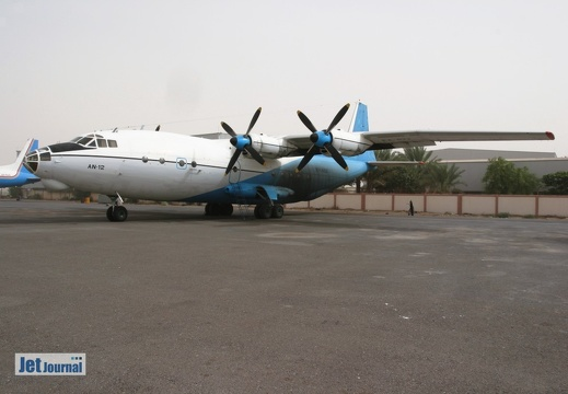 EX-022 AN-12BP Sasco Air Lines SAC