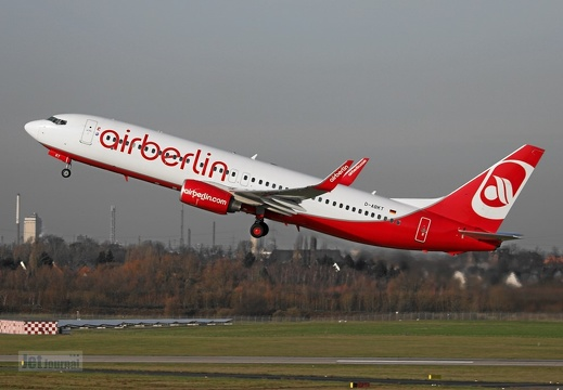 D-ABKT B737-86J Air Berlin DUS