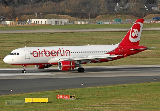 D-ABFG A320-214 Air Berlin DUS