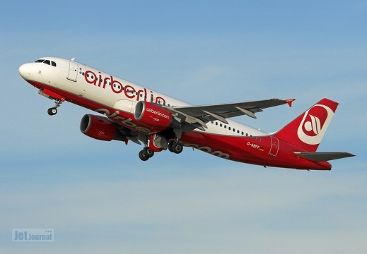 D-ABFF A320-214 Air Berlin DUS