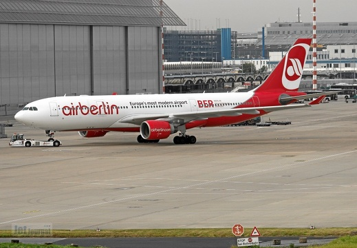 D-ALPI A330-223 Air Berlin