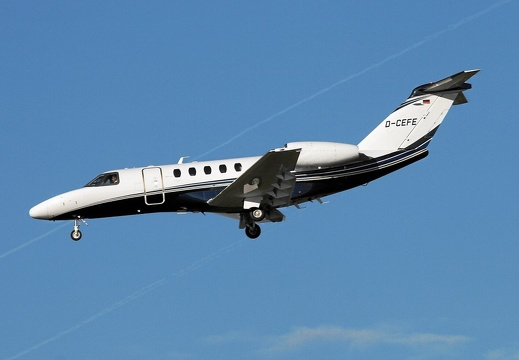 D-CEFE Cessna Citation CJ4 e-aviation DUS