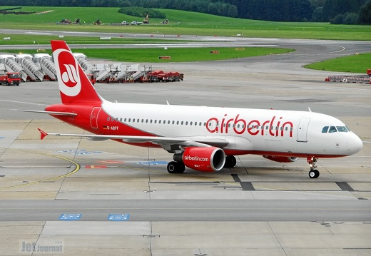D-ABFF A320-214 Air Berlin HAM