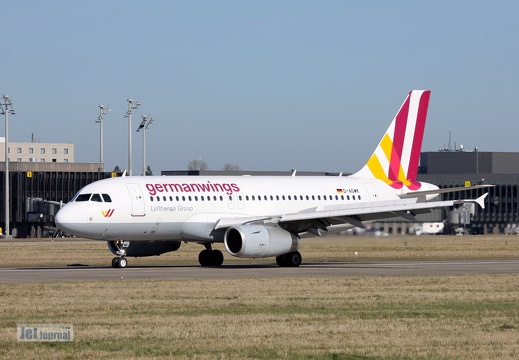 D-AGWK, A319 germanwings