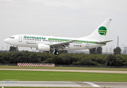 D-AGER B737-75B Germania