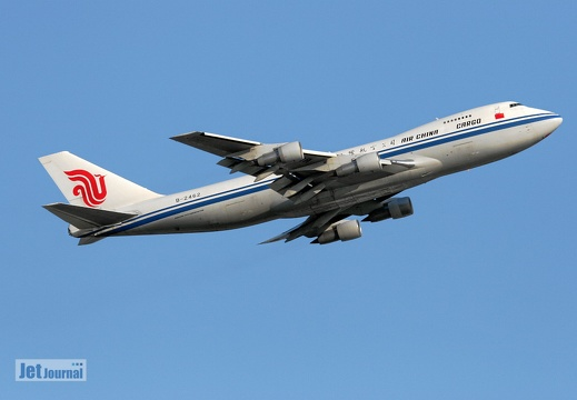 B-2462 B747-2J6F Air China Cargo Frankfurt FRA EDDF