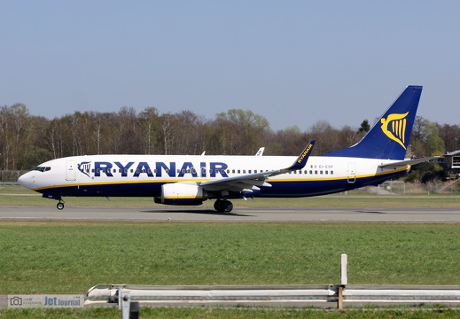 EI-ESP, Boeing 737-8AS, Ryanair