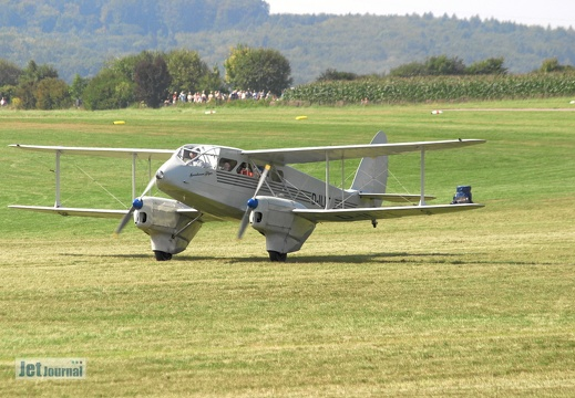 D.H.98A Dragon Rapide