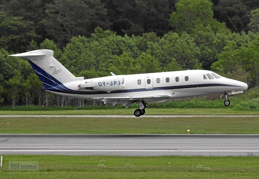 OY-JPJ Cessna Citation 650 III
