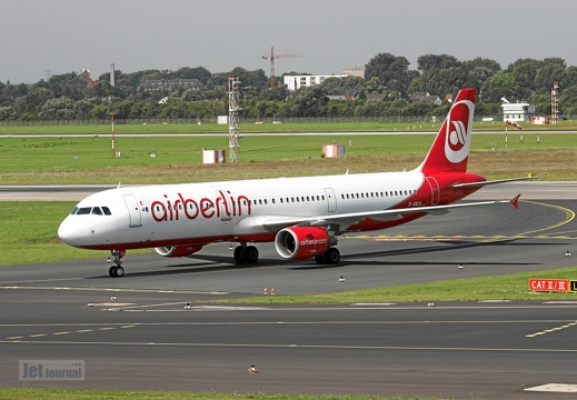 D-ABCA A321-211 Air Berlin