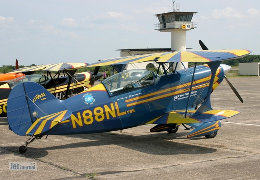 N88NL, Pitts S-2