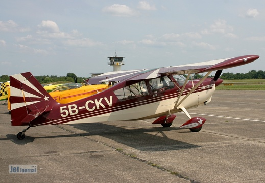 5B-CKV, Bellanca 8KCAB Super Decathlon
