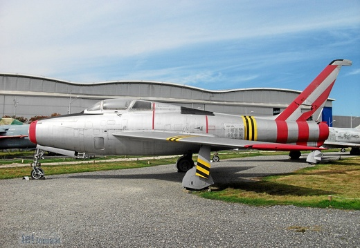 53-6760 F-84F Thunderstreak