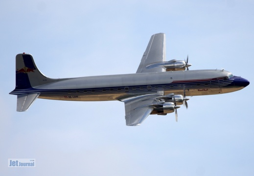 OE-LDM, DC-6B Flying Bulls
