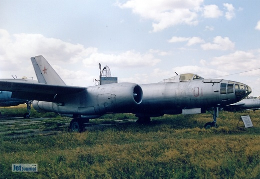 01 rot, Il-28, Soviet Air Force