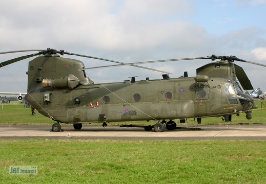 ZA-714, CH-47 Chinook HC4, Royal Air Force