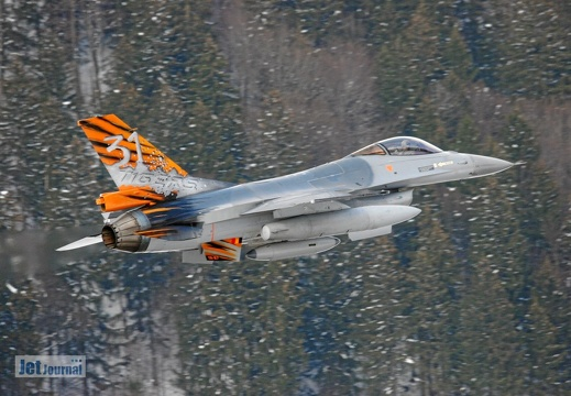 FA87 F-16AM Belgian Air Component