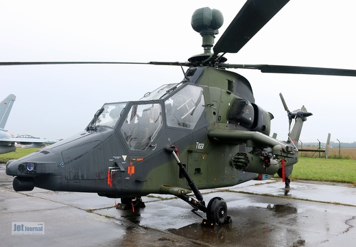 74+21, Eurocopter Tiger UHT, Deutsches Heer