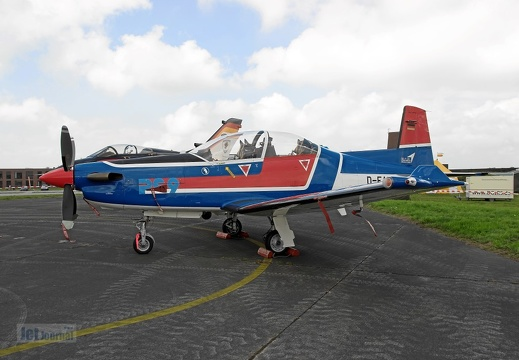 D-FAMT PC-9 EIS Aircraft