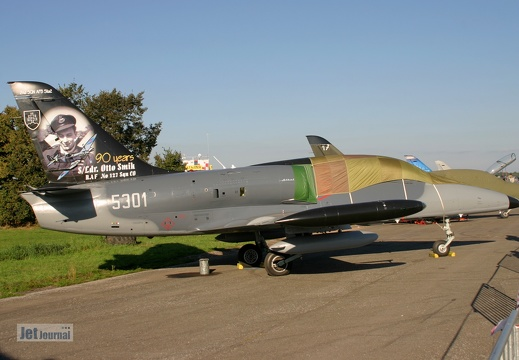 5301, L-39CM, Slovak Air Force
