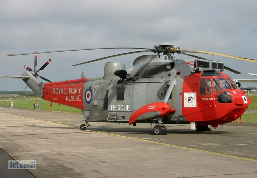 XV-670, Westland Sea King HAR.5