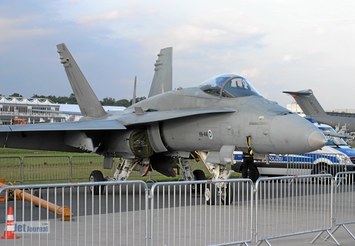 HN-441, F/A-18C, Finnish Air Force