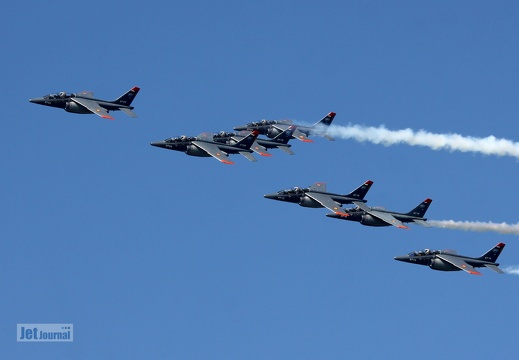 Alpha Jet Formation, Belgian Air Component