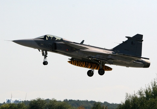 9245, Saab JAS 39 Gripen, Czech Air Force
