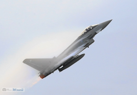 ZK354, Eurofighter Typhoon T3