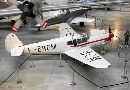 F-BBCM SNCAN N1101 Noralpha