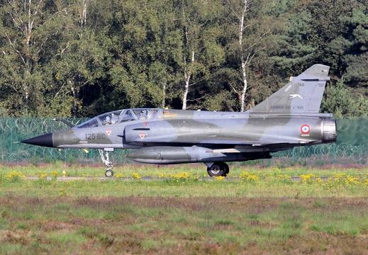 366/125-BC, Mirage 2000, France Armee de l Air