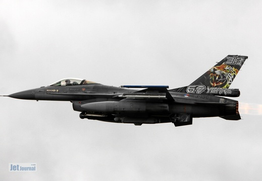 J-196, F-16AM, Royal Netherlands AF