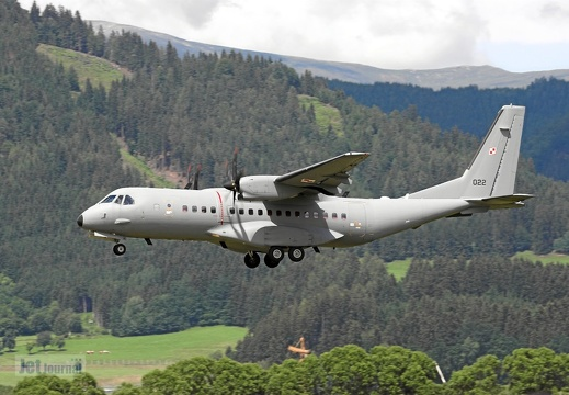 022 Casa C-295M Polish Air Force