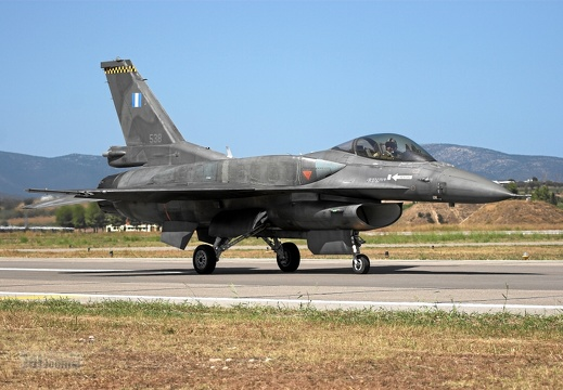 537 F-16C-52 Hellenic Air Force
