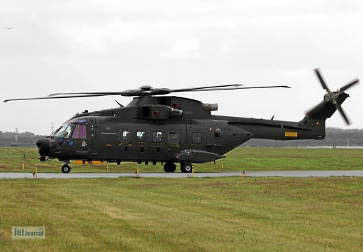 M-516, EH-101 Merlin, Danish Air Force