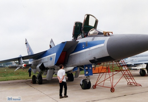 MiG-31, 903 weiss