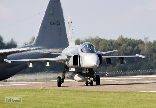 38, JAS-39 Gripen, Hungarian Air Force