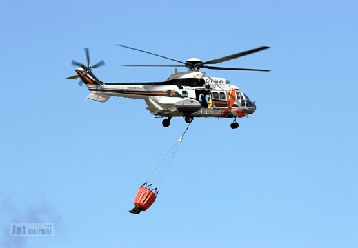 OH-HVI AS332L1 mit Bambi Bucket