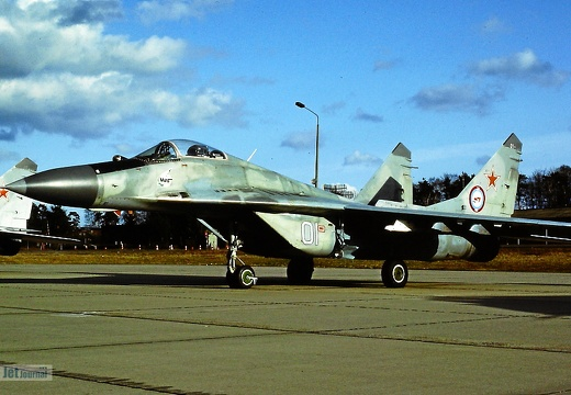 01 weiss, MiG-29