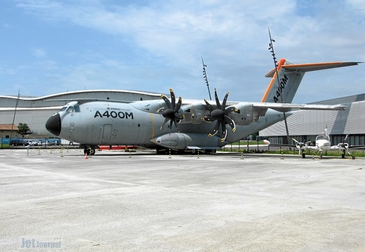 F-WWMT Airbus A400M Grizzly