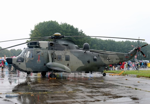 89+52, Sea King Mk. 41, Deutsche Marine