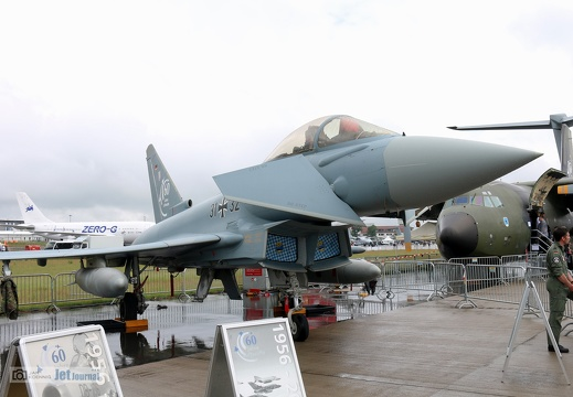 31+32, Eurofighter EF-2000 Typhoon