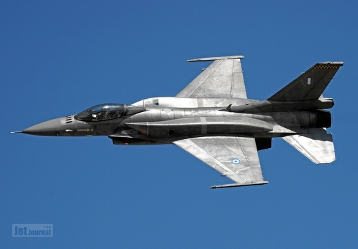 538 F-16C-52 Hellenic Air Force